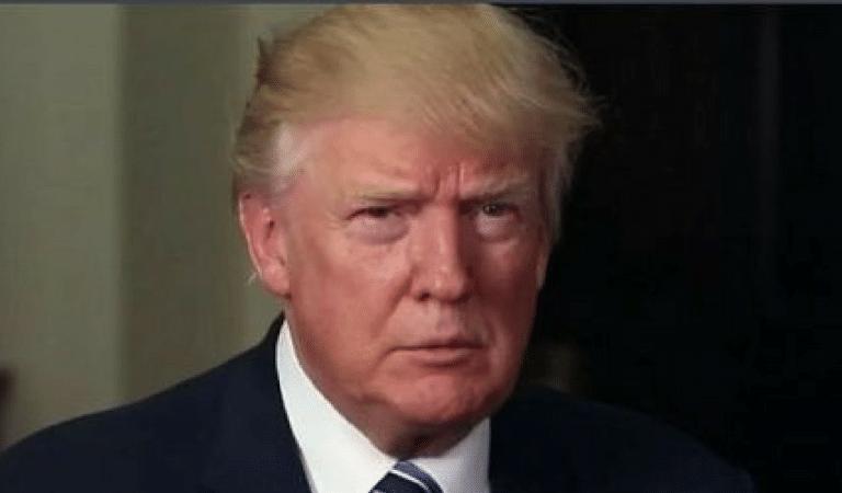 Tone-Deaf Trump Holds $100K Per Plate Fundraiser As Eastern Seaboard Evacuates From Massive Hurricane