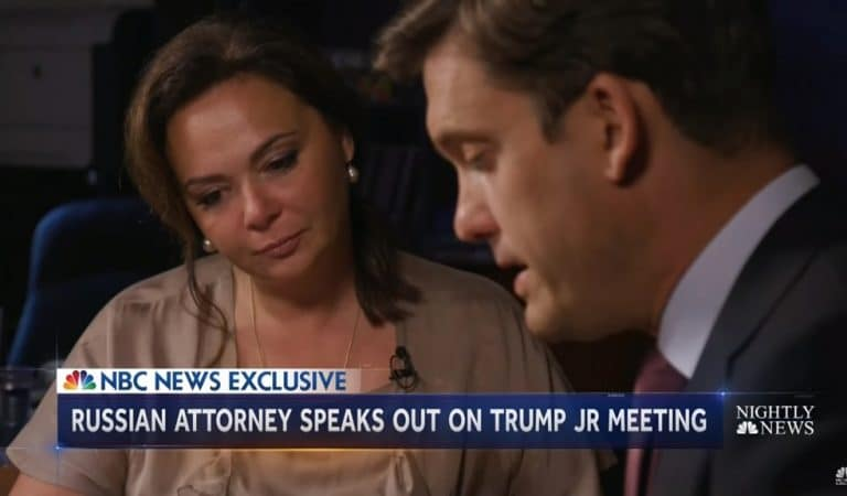 New Emails Show Russian Lawyer Who Met At Trump Tower With Don Jr Lied To Congress About Extent Of Kremlin Connections