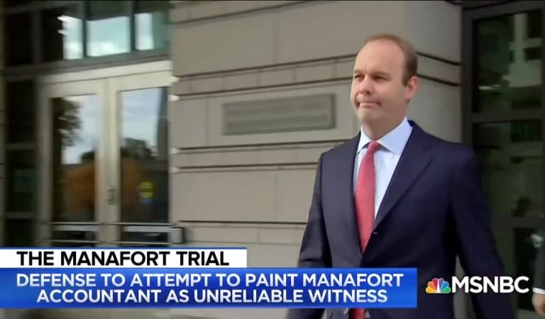 Manafort In Trouble As Next Witness To Take Stand In Court Is Announced; All His Illegal Activities Are About To Come To Light