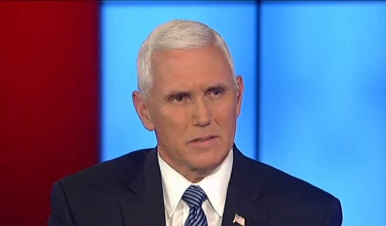 "Damning Impeachment Report Implicates Mike Pence As ""Either Knowledgeable Of Or Active Participant"" In Ukraine Scandal"