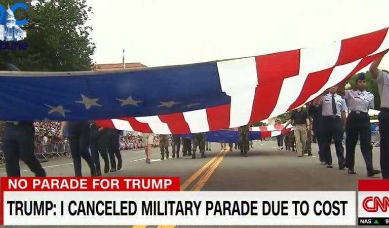 DC Mayor Perfectly Taunts Trump After He Blamed Military Parade Cancellation On Washington City Officials