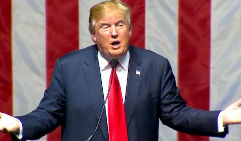 Former POTUS Breaks Silence On Trump's Reaction To McCain's Death, Trump Won't Like It