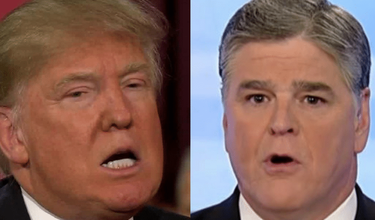 GOP Source Reveals That Sean Hannity Is Under Federal Investigation