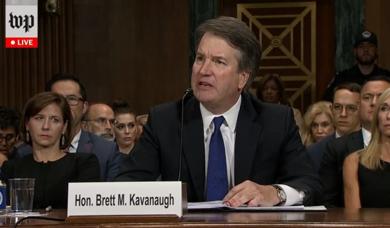 Report Reveals A New Allegation Has Emerged Against Justice Brett Kavanaugh