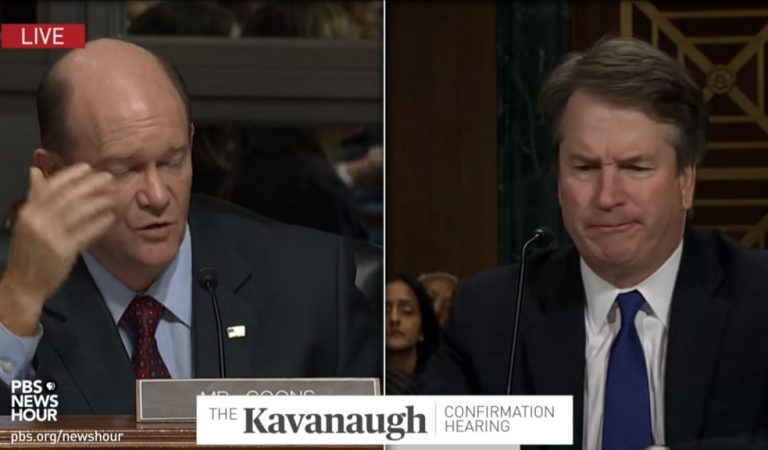 "Ford's Friend Who Kavanaugh Used To ""Prove"" His Innocence, Just Proved He's Lying"