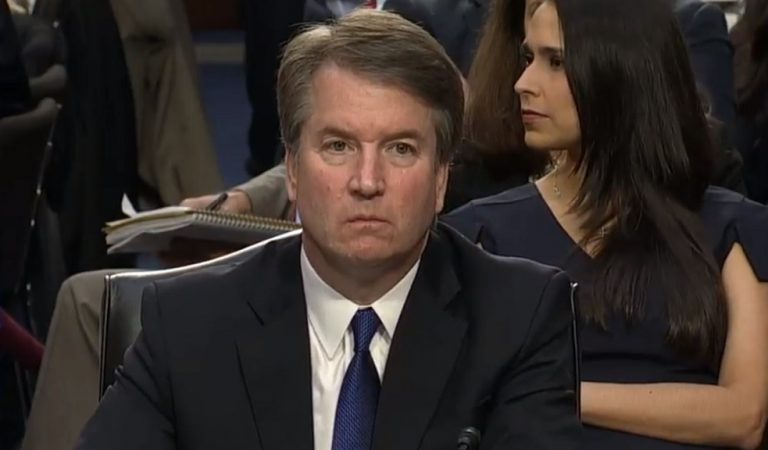 Journalists Claim Supreme Court Justice Kavanaugh Told Them To Lie In Their Book