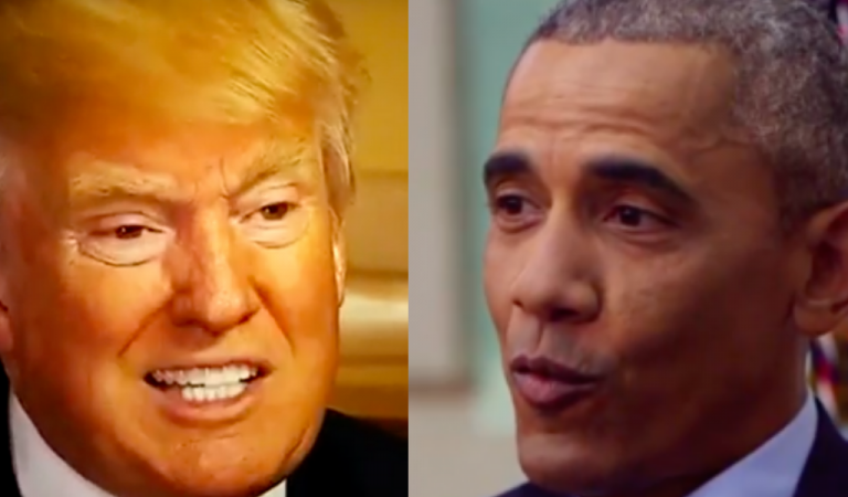 NYC May Change The Name Of Street Trump Tower Resides On To Barack H. Obama Avenue