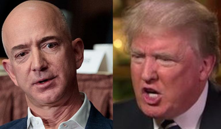 Amazon CEO Jeff Bezos Finally Hits Back At Trump, His Response Is Brilliant