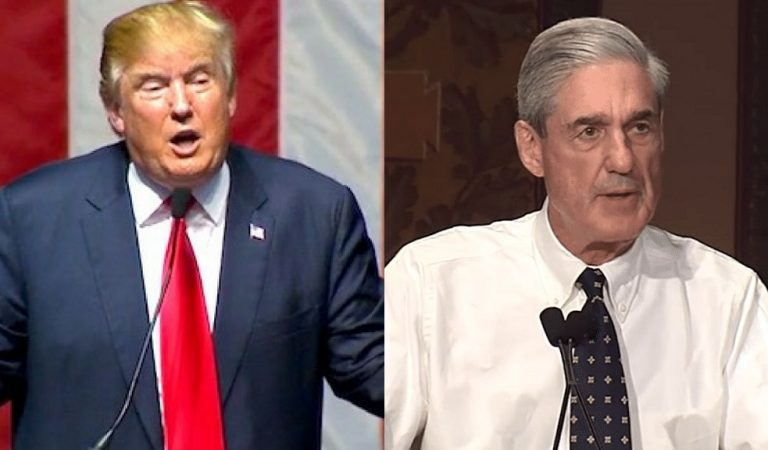 New Report Claims White House May Have Hidden Memo With Proof Of Collusion From Mueller