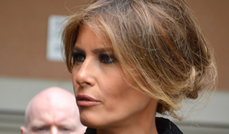 Resurfaced Magazine Cover Showed Melania Trump From Her Modeling Days And Conservatives Have No Room To Talk