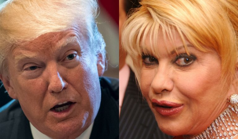 Donald Trump's Ex-Wife Had Some Funny Birthday Advice For Him