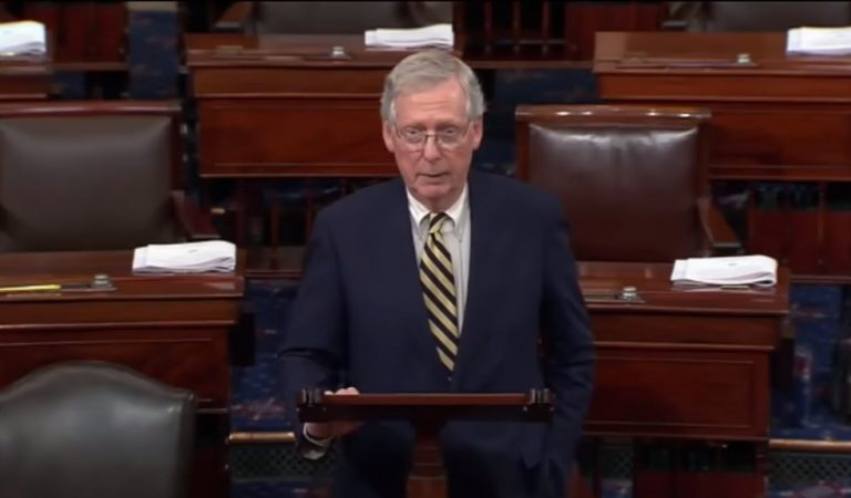 Kentucky State Newspaper Publishes Scathing Op-Ed, Accused Mitch McConnell Of Violating His Oath