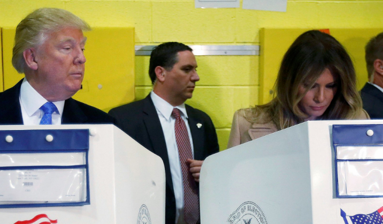 Disturbing Footage Taken At Voting Booth Proves Republicans Are Rigging Midterms