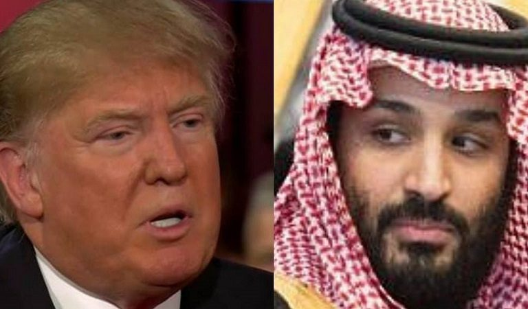According To Report, Trump Secretly Sold Nuclear Technology To Saudis After Khashoggi Killing