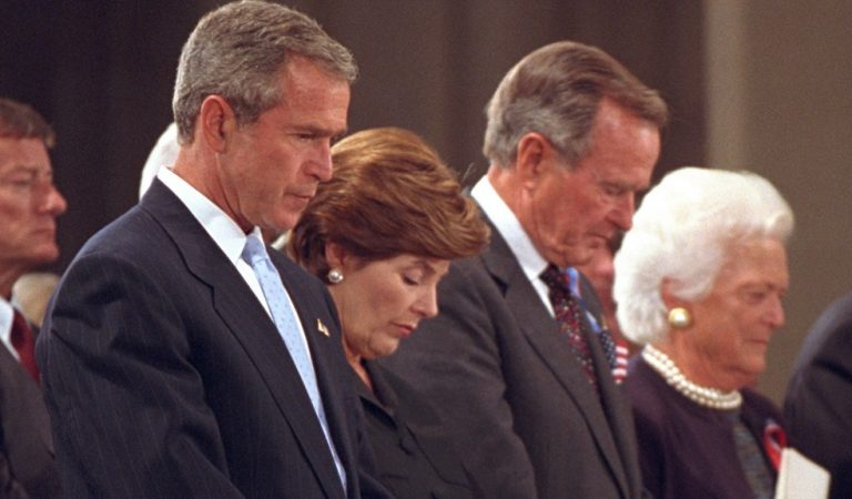 The Real Reason POTUS Is Invited To Bush's Funeral Is Revealed, Shows H.W. Is A Better Man Than Trump