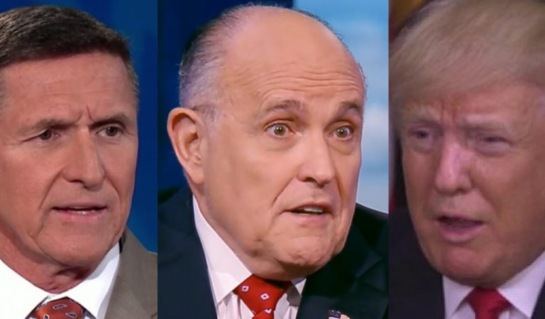 Rudy Giuliani Reacts To Mueller's Decision On Michael Flynn, Makes You Wonder How He Got Through Law School