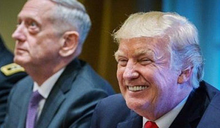 Defense Secretary James Mattis Reportedly Made Secret Arrangements To Protect America From Trump