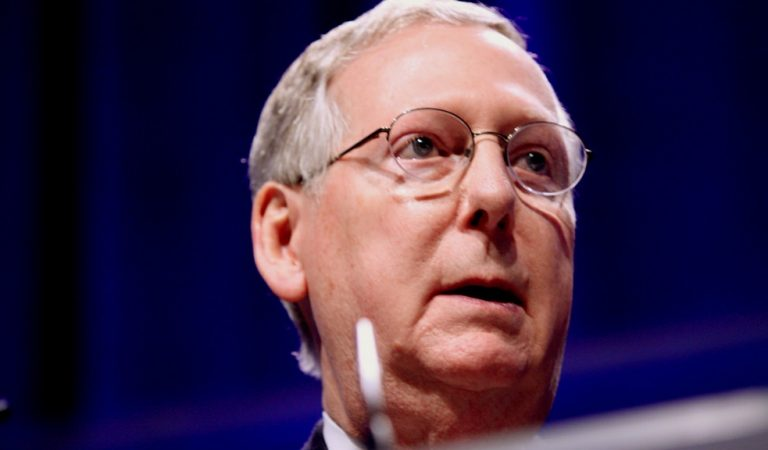 Mitch McConnell Sent A Warning To The American People: He Plans To Block Literally Everything If Donald Trump Loses In 2020