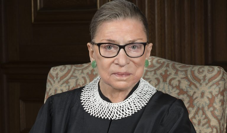 Trump Demanded That Ruth Bader Ginsberg Resign, And She Responded Appropriately