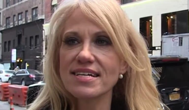 Kellyanne Conway's World Blows Up As New Report ID's Her As The White House Leaker