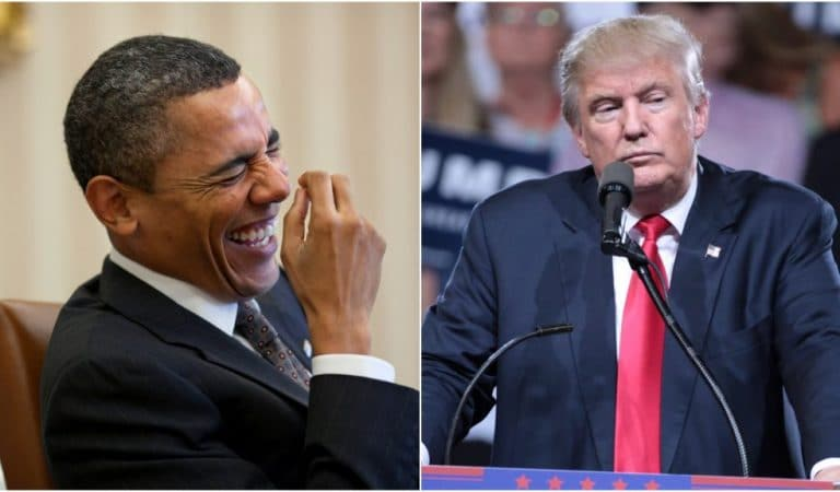 """Former WH Photographer Appears To Troll Trump After NATO Debacle, Shares Photo """"Back When A World Leader Wasn't Laughing At The President"""""""