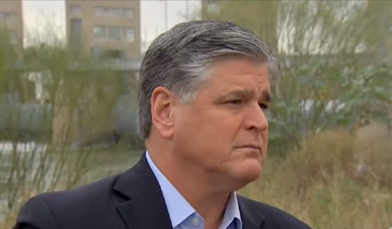 Sean Hannity Appears To Be In Legal Trouble As He Gets Caught In Russia Investigation