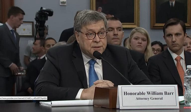 Michigan AG Appears To Accuse Bill Barr Of Perjury After He Claimed To Have No Knowledge Of Right-Wing Plots