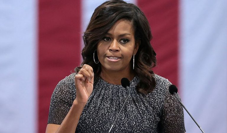 Trump Reverses Michelle Obama's Signature Accomplishment — On Her Birthday