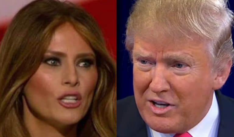 Details Released Of Past Breakup Between Melania And Trump, Everything Makes Perfect Sense Now