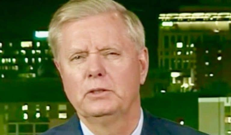 List Of Republicans Implicated By Lev Parnas Has Now Grown To Include Lindsey Graham