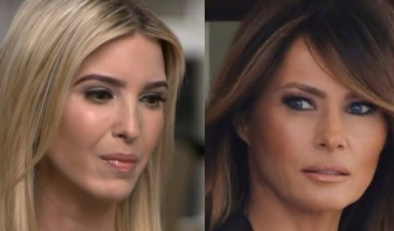 Insider Claims Melania And Ivanka Got Into An Argument Over Space At The White House And It Didn't End Well For Ivanka
