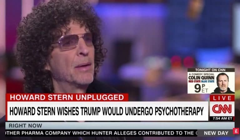 "Howard Stern In New Interview Reveals Unsettling Details Of Trump's Upbringing: ""Needs Therapy"""
