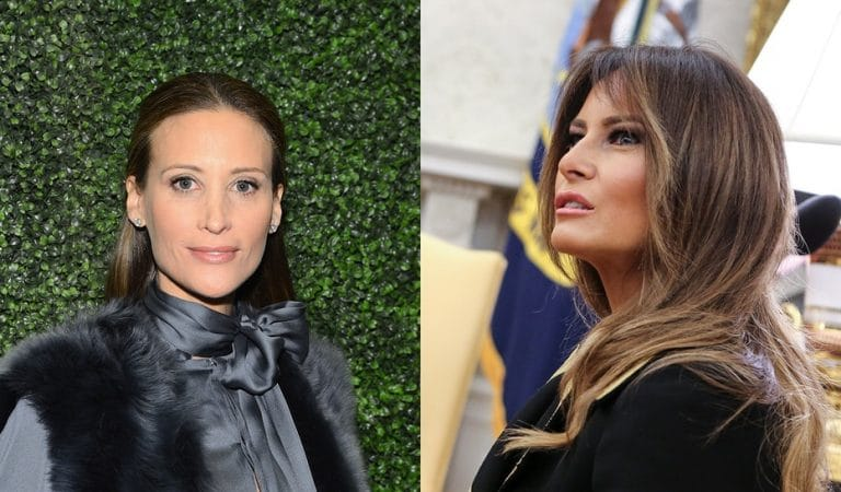 Melania's Spokesperson Handed Over Multiple Documents To D.C. Attorney General