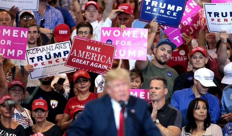 FBI Says Large Group Of Trump Supporters Are Considered A Domestic Terrorism Threat