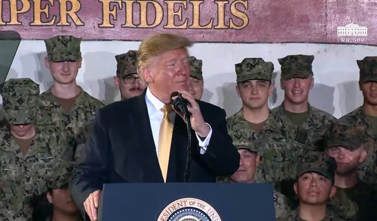 US Troops In Trump's Military Parade Are Told What They're Allowed To Say If Approached By Media