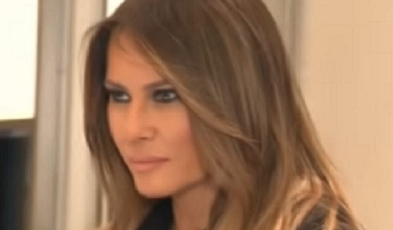 "Melania Posts Tweet Discouraging COVID-19 Misinformation, Gets Blasted For Her Hypocrisy: ""Wouldn't It Help If POTUS Weren't The One Starting The Rumors In The First Place?"""