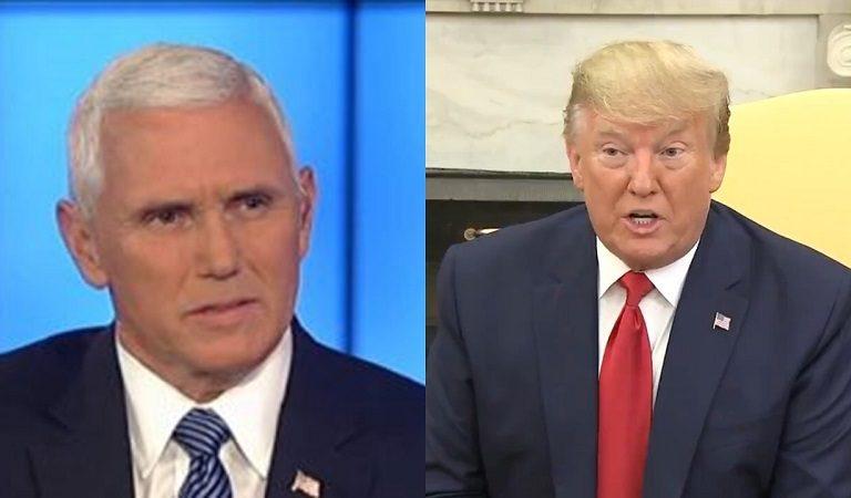 Florida Democrats Unveil Billboard Of Trump Throwing Paper Towels At Puerto Ricans Ahead Of Pence Visit