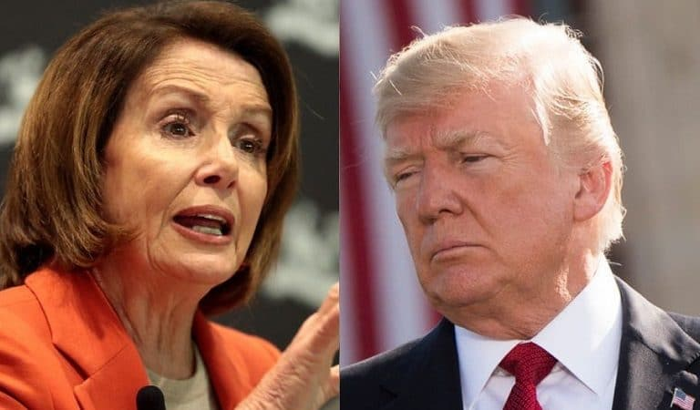 Nancy Pelosi Just Responded To Trump After He Left Her In The Dark On Baghdadi Raid