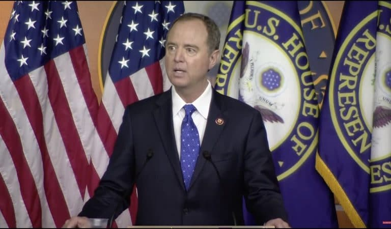 Adam Schiff Hits Back At Republicans After They Failed To Censure Him On The House Floor