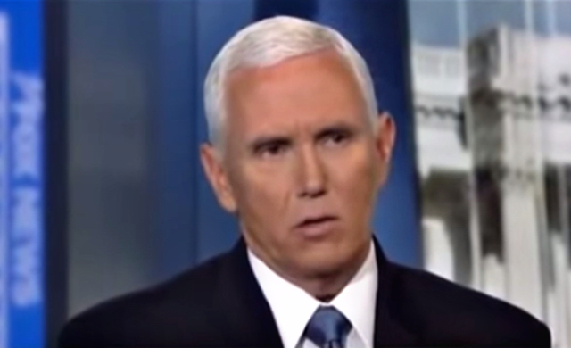 "Republican Strategist Claims There's An ""Overwhelming Chance"" Trump Will Dump Pence From Ticket"