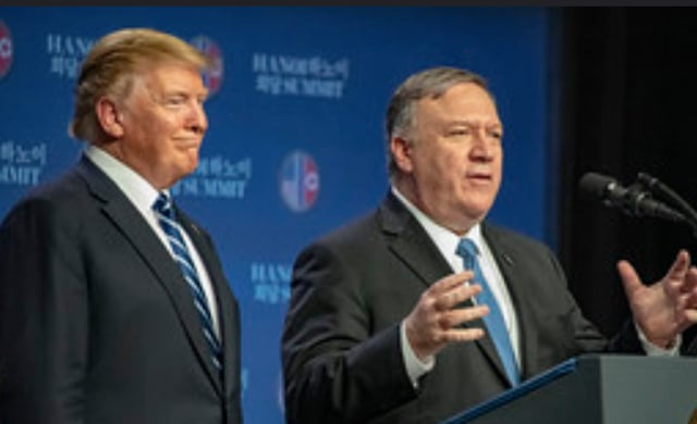 Mike Pompeo Just Made Major Announcement Regarding Trump And Turkey