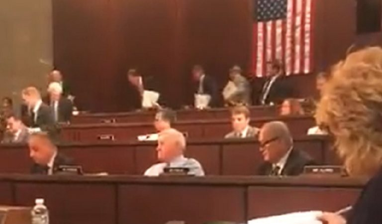 Watch As House Republicans Walk Out Of A Hearing About How VA Can Better Meet The Needs Of Women Veterans