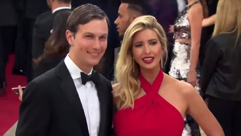 Americans Respond After Ivanka And Jared Announce ...