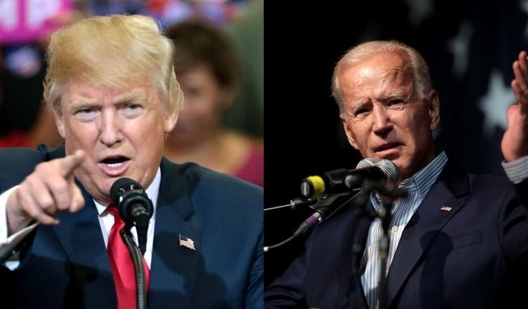 Trump Did An Impression Of Joe Biden At His Rally That We Couldn't Make Up If We Tried