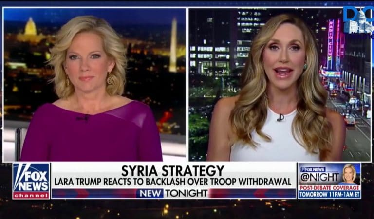 "Trump's Daughter In Law Just Went On TV To Defend POTUS On Syria, Claims ""The Average American"" Doesn't Even Know Who Kurds Are"