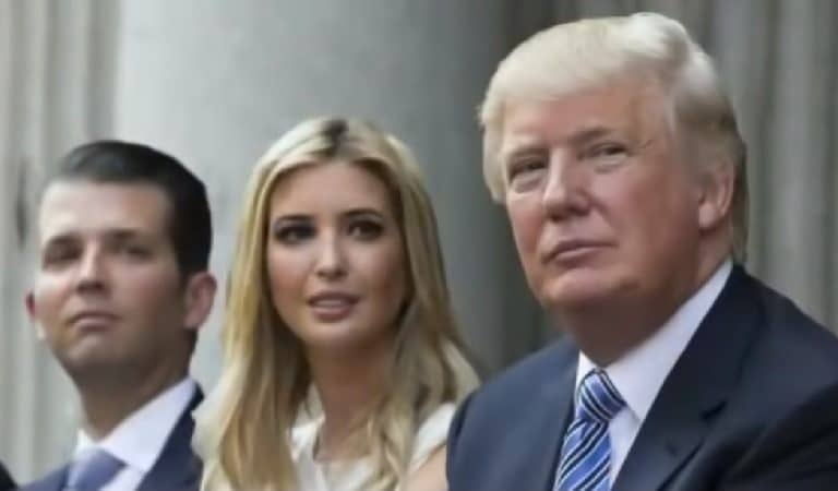 Watch As Trump's Kids Were Asked A Simple Math Question After They Bragged About Getting Into Wharton Business School