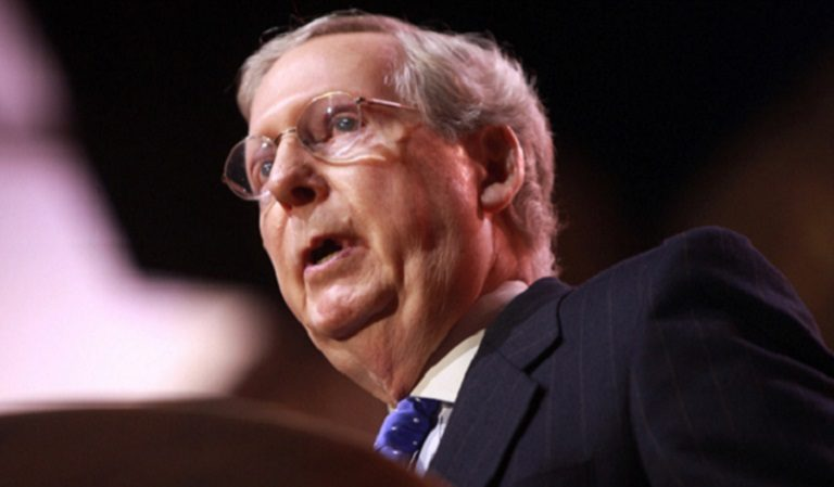 Mitch McConnell Sent Out A Warning To The American People: He Plans To Block Everything If Donald Trump Loses In 2020