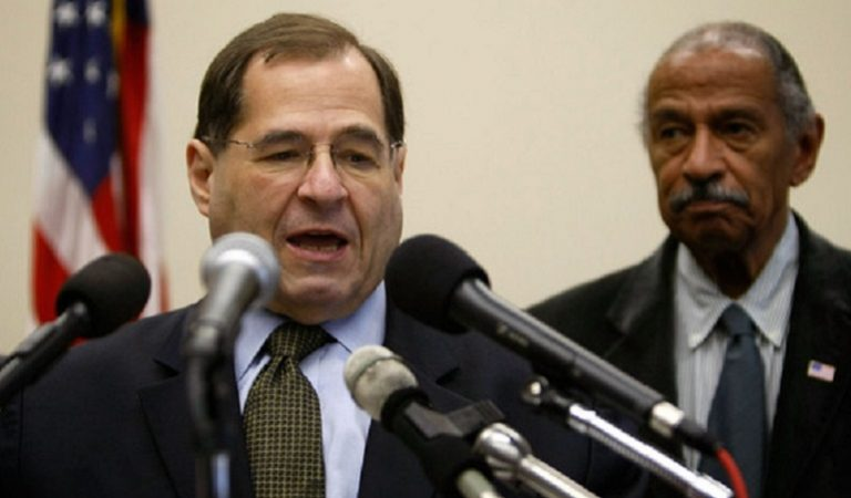 Chairman Jerry Nadler Sends Trump Letter Informing Him Of First Impeachment Hearing, Tells Him To Lawyer Up