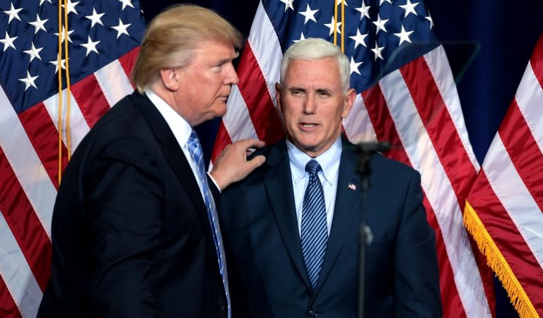 Mike Pence Will Reportedly Not Be Attending Trump's Send Off And Neither Will Other Notable Republican Officials