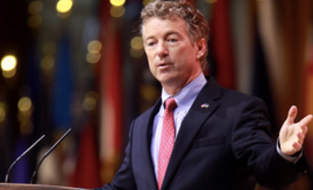 "Rand Paul Tells Reporters He Might Out Whistleblower Himself: ""I'm More Than Willing To"""